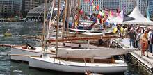 Classic and Wooden Boat Festival!!! Pyrmont Inner Sydney Preview