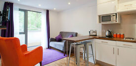 **Short Stay Studio in Camden/Caledonian Road for trouble free home in London-Bills incl. Book Now!*