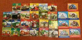 30x Thomas the tank engine books