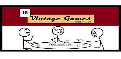 JG Vintage Games and Collectibles