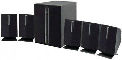 GPX HT050B 5.1 Channel Home Theater Speaker System