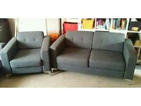 Sofa + armchair / FREE DELIVERY