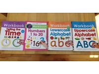 Wipe clean workbooks (Published by Priddy books)