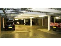 Car parking space in Leith - Secure, underground, keyfob entry, private car park space for rent