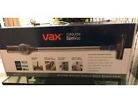 Vax slimvac cordless with pro tool kit brand new