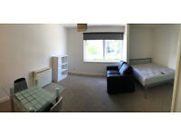 Beautiful Furnished Newly Decorated 1 Bedroom Studio