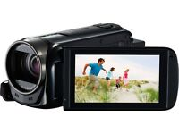 CANON LEGRIA HF-R67 FULL HD 1080P 8GB WI FI CAMCORDER