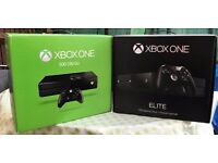 Xbox One 500GB or Elite 1TB Console or Xbox One Games/Accessories