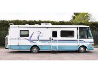 National RV Sea Breeze Motorhome, Refurbished to high standard, 1 owner and FSH