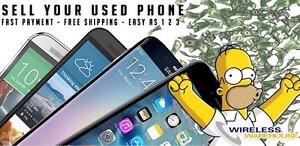 cashinyourphone.ca  - Sell Your Phone in 3 Easy Steps - Get Paid Top Dollar - We Buy All Models & Conditions