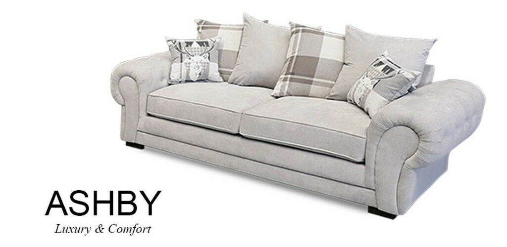 half price luxury sofas sofa king quick delivery in uddingston
