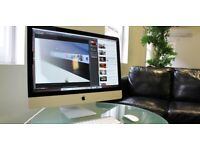 Apple iMac **Slim** 5K** 27 inch i5 Quadcore 3.5Ghz 16gb Ram 1TB Fusion Drive