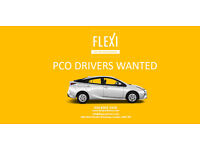 Fixed earning for PCO drivers