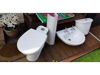 Armytage Shanks toilets and hand Basins