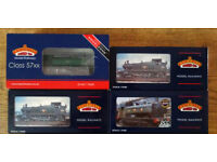BACHMANN TRAIN Loco COLLECTION inc Boxed and other accsesories - JOB LOT