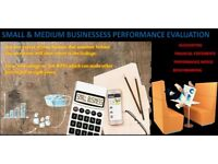 Business Performance Analysis for SME. Learn these simple techniques & use your accounts wisely.