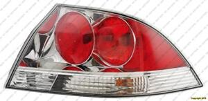 Tail Lamp Passenger Sideclear Lens (Oz Rally/Ralliart Mdl) Mitsubishi Lancer 2004-2006