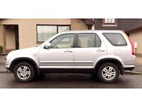 **NEW PRICE FOR QUICK SALE** Honda CR-V 2004 Silver - Car for sale