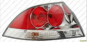 Tail Light Driver Side Clear Lens (Oz Rally/Ralliart Mdl) Mitsubishi Lancer 2004-2006