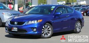 2015 Honda Accord EX-L! LEATHER! NAV! SUNROOF!