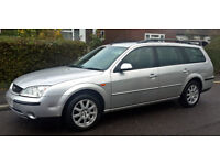 Ford Mondeo Estate. Good car, needs attention - easy fix?