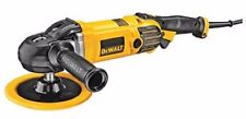 "Dewalt DWP849X 7""/9"" Electronic Polisher with Protective Cover"