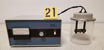 Denton Vacuum Carbon Coating Sem Sample Accessory Tag 21