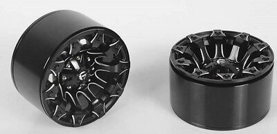 """RC4WD Z-W0253 Fuel Offroad Battle Axe 2.2"""" Beadlock Wheels"""