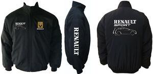 renault sport jacket veste blouson ebay. Black Bedroom Furniture Sets. Home Design Ideas