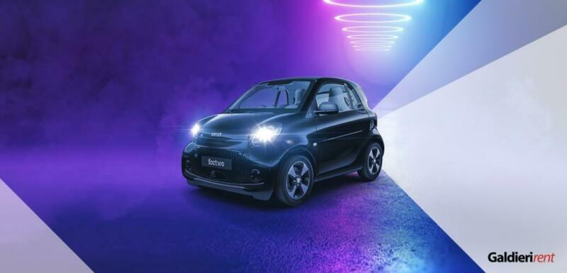 SMART fortwo EQ Pure 60kw 82cv