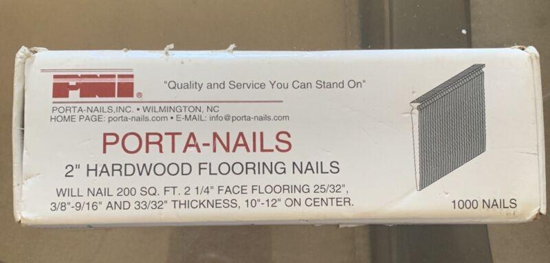 """Porta-Nails 42629 Nails, 2"""", Box of 1000"""