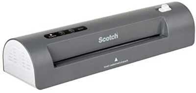 Scotch Thermal Laminator, 2 Roller System for a Professional Finish, Use for Ho