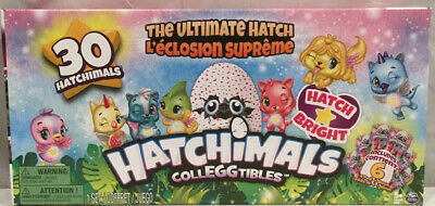 Hatchimals Season 4 CollEGGtibles The Ultimate Hatch 30-Pack