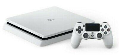 Playstation 4 Slim White 500GB