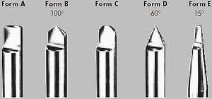 Buril-Forma-D-60-Punta-6-0-x-63-mm-HSSE