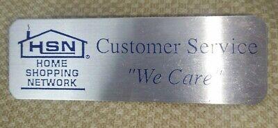 "HSN Customs Service ""WE CARE""Pin"