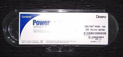 Dentsply Cavitron Powerline Ultrasonic Insert 30k Fsi-pwr-100 80798 Nib