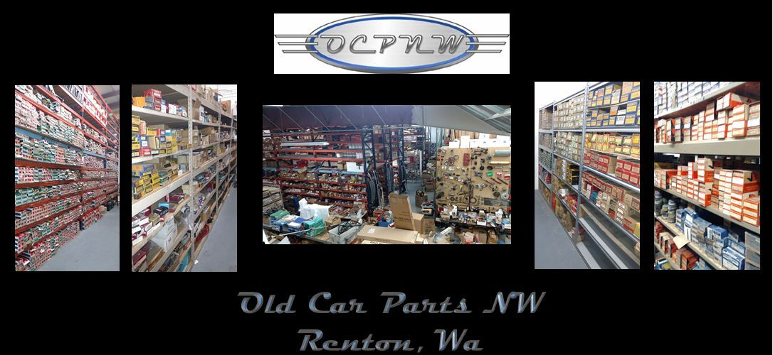Old Car Parts NW Inc