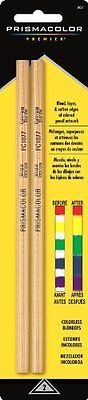 Prismacolor Premier Colorless Blender Pencil, 2 Pencils