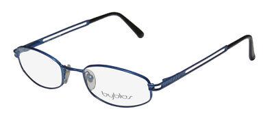 NEW BYBLOS 710 COLORFUL CLASSIC DESIGN SLEEK HIP EYEGLASS (Colored Eye Glasses)