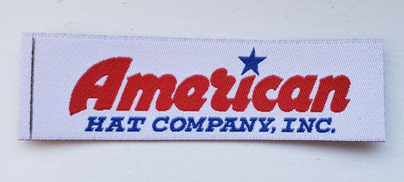 American Hat Company Cowboy Country Souvenir Embroidered Patch Badge Emblem