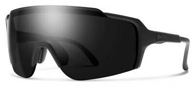 NEW Smith SMT Flywheel Sunglasses 0003 Matte Black 100% (Smith Mens Sunglasses)