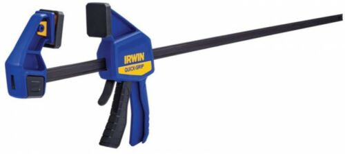 IRWIN Quick Grip Clamp I-Beam Bar Removable Swivel Jaws Hand