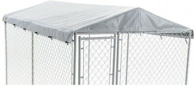 Dog Kennel Universal Roof 6 ft. x 10 ft. Waterproof With UV
