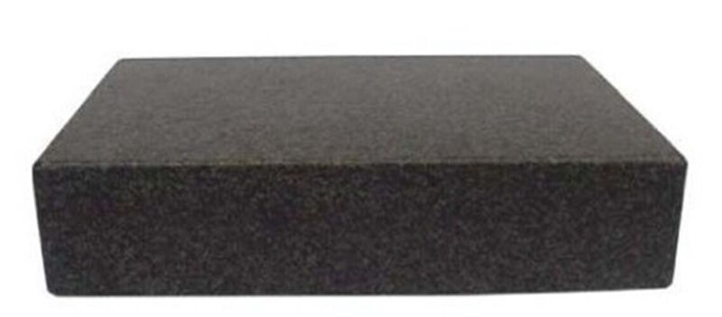 12x18x3 Granite Surface Plate, A Grade, 0 Ledges