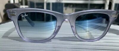 Vintage Ray Ban Wayfarer Ice Pop Sunglasses Grape RB2140 6060/3F (Wayfarer Ice Pop)