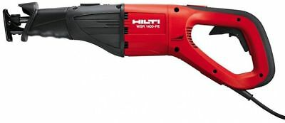 Hilti Wsr 1400 Pe 13.5 Amp Reciprocating Saw Brand New.