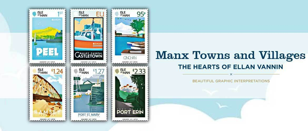 Island Stamps and Coins