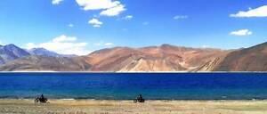 Royal Enfield Indian Himalayan 14-Day Motorcycle Tour. Kambah Tuggeranong Preview
