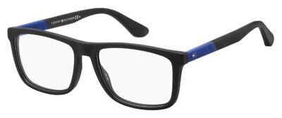 NEW Tommy Hilfiger TH Th1561 Eyeglasses 0003 Matte Black 100% (Tommy Hilfiger Glasses Mens)